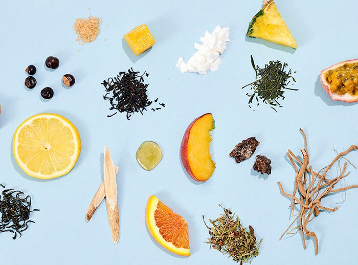 ingredients in Zolt that are antioxidants and adaptogens